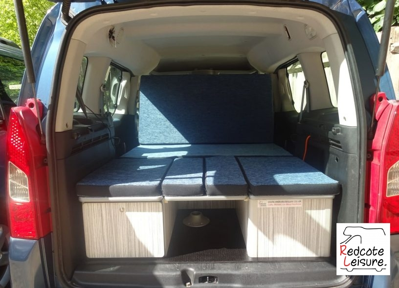 2009 Citroen Berlingo VTR Micro Camper (8)