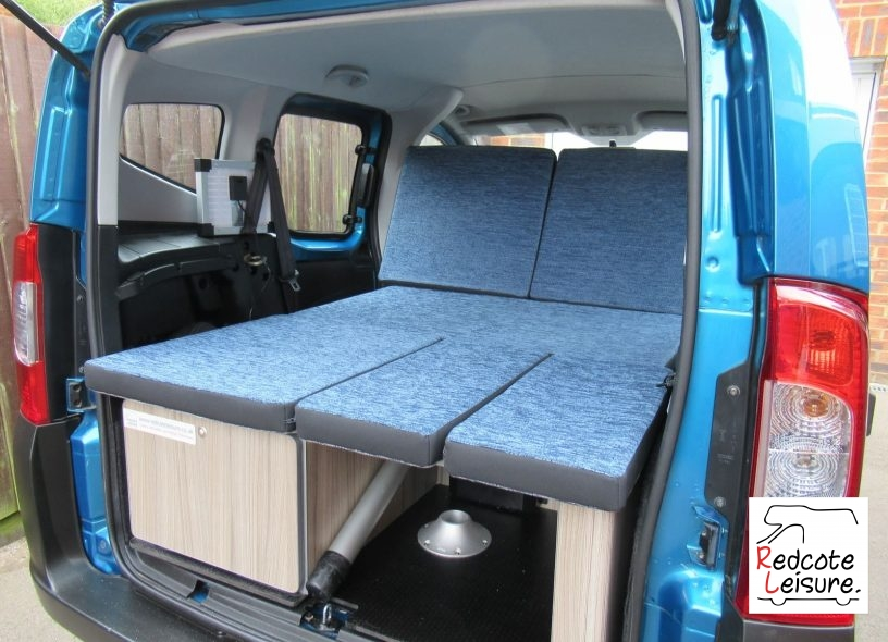 2011 Peugeot Bipper Tepee outdoor HDI Micro Camper (10)