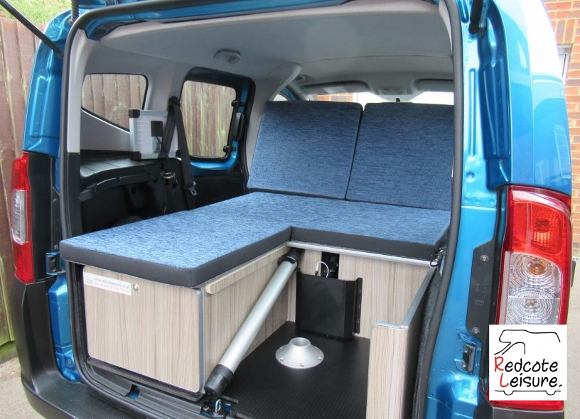 2011 Peugeot Bipper Tepee outdoor HDI Micro Camper (13)