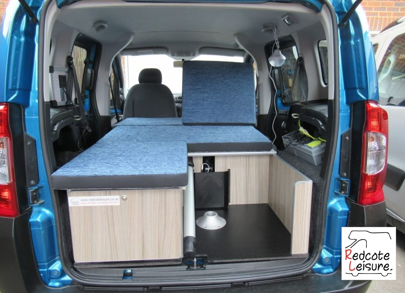 2011 Peugeot Bipper Tepee outdoor HDI Micro Camper (14)