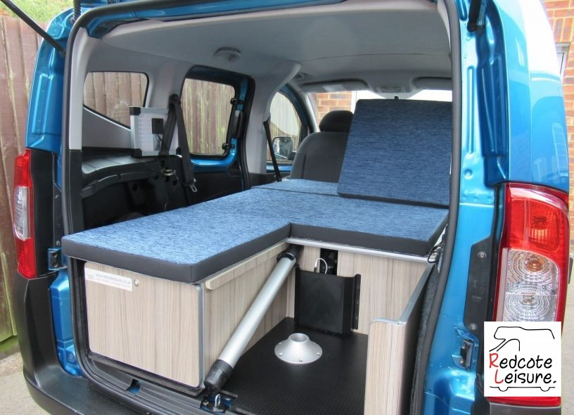 2011 Peugeot Bipper Tepee outdoor HDI Micro Camper (15)