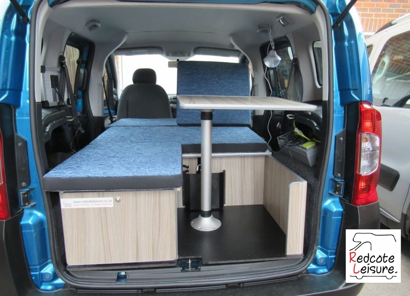 2011 Peugeot Bipper Tepee outdoor HDI Micro Camper (16)