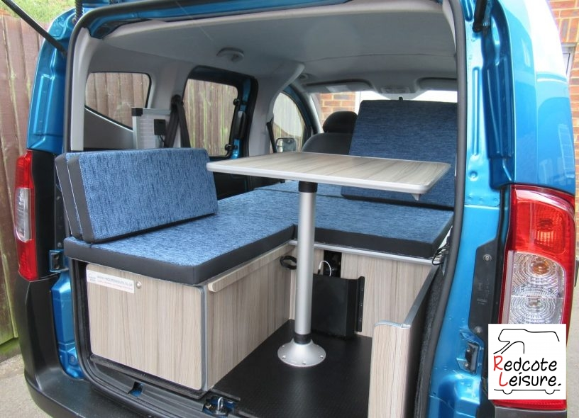 2011 Peugeot Bipper Tepee outdoor HDI Micro Camper (17)