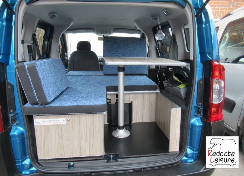 2011 Peugeot Bipper Tepee outdoor HDI Micro Camper (18)