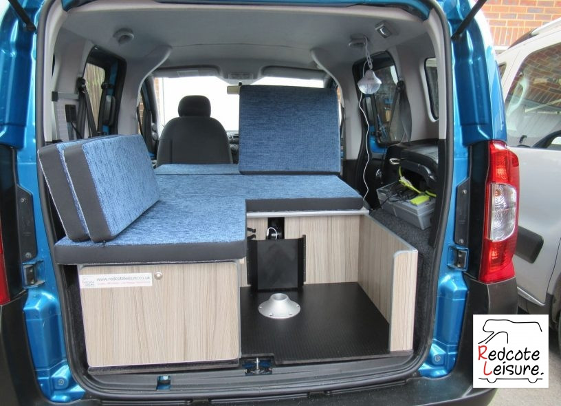 2011 Peugeot Bipper Tepee outdoor HDI Micro Camper (19)
