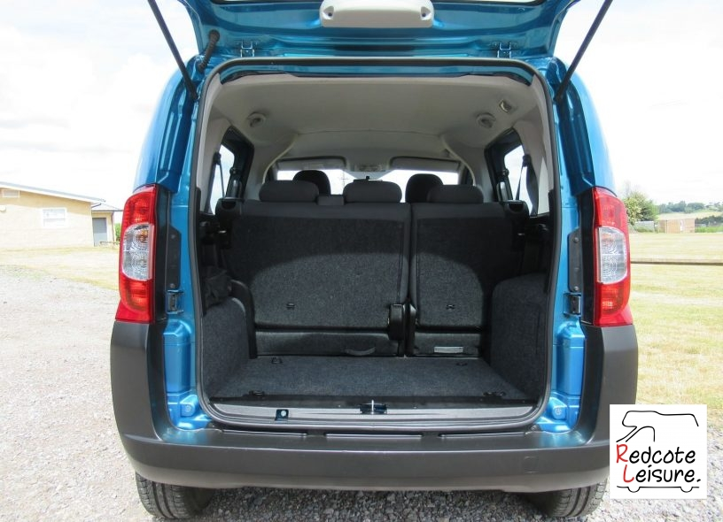2011 Peugeot Bipper Tepee outdoor HDI Micro Camper (2)