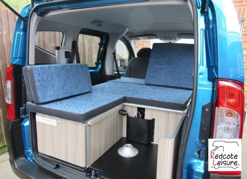 2011 Peugeot Bipper Tepee outdoor HDI Micro Camper (20)