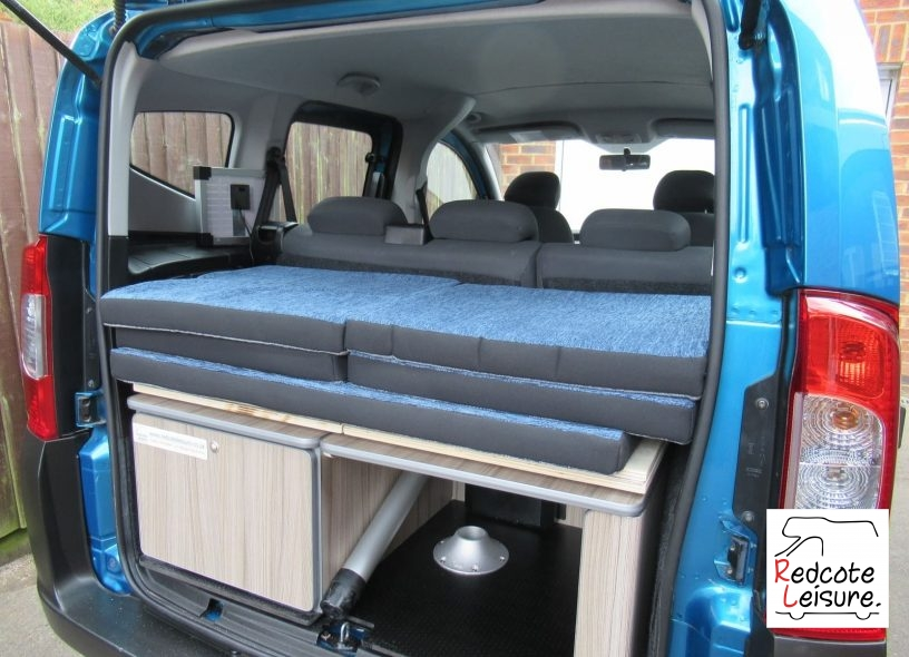 2011 Peugeot Bipper Tepee outdoor HDI Micro Camper (21)