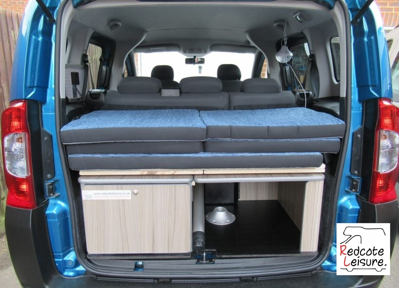 2011 Peugeot Bipper Tepee outdoor HDI Micro Camper (22)