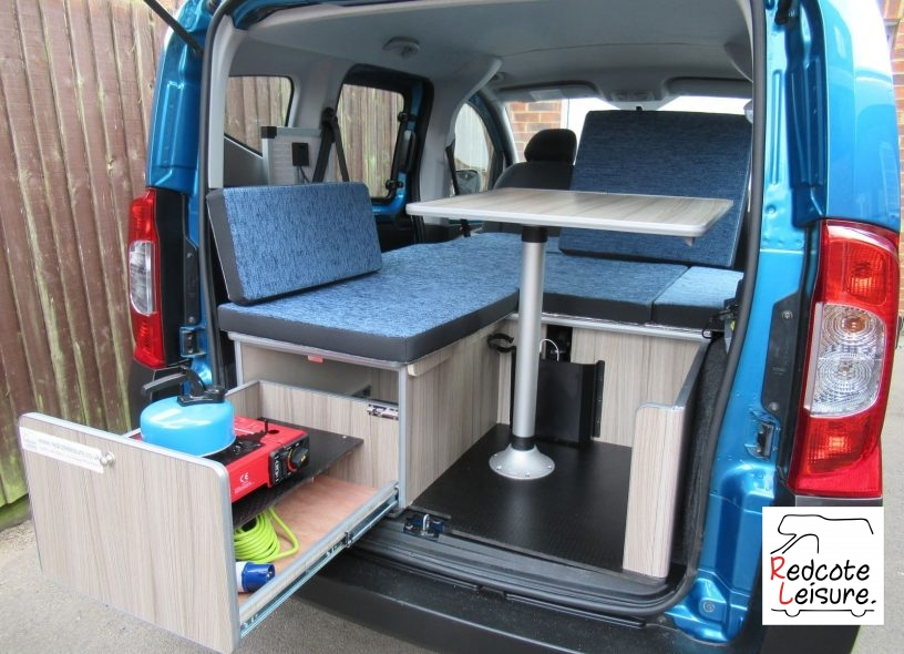 2011 Peugeot Bipper Tepee outdoor HDI Micro Camper (26)