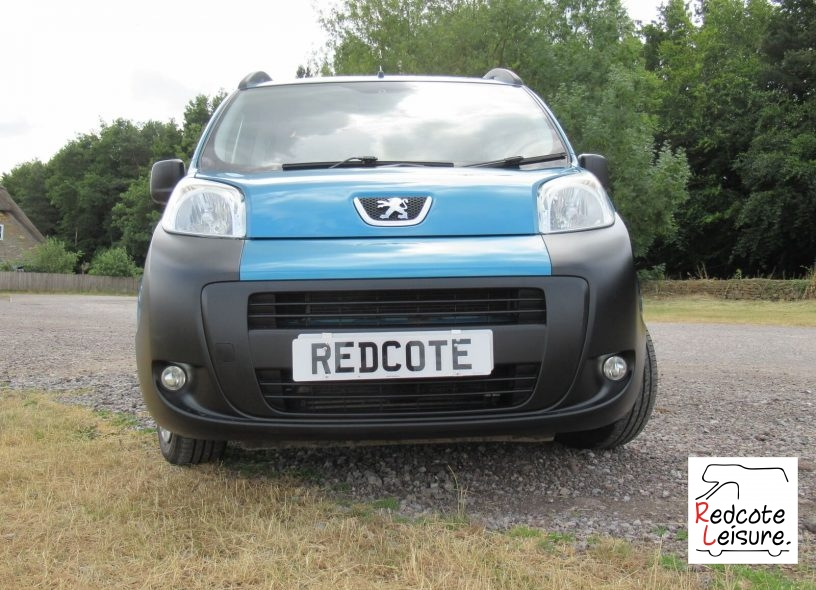 2011 Peugeot Bipper Tepee outdoor HDI Micro Camper (29)