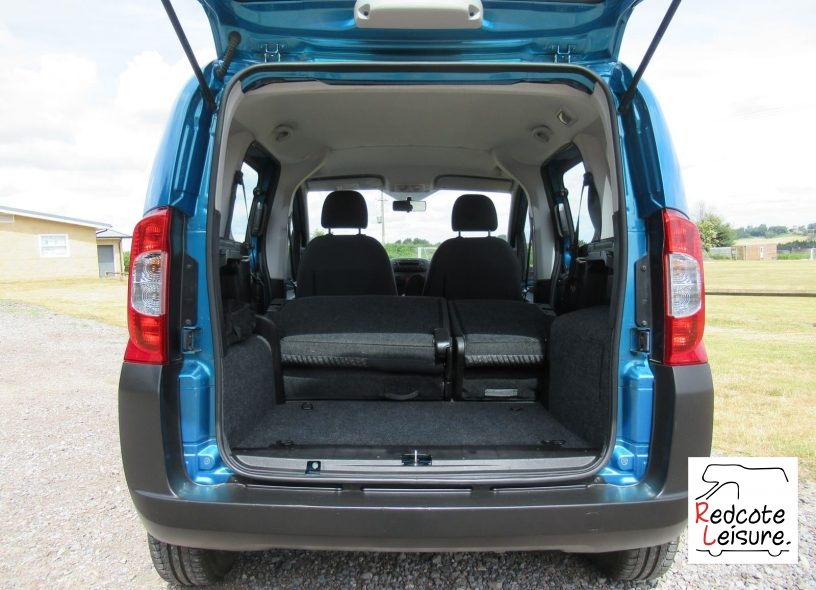 2011 Peugeot Bipper Tepee outdoor HDI Micro Camper (3)