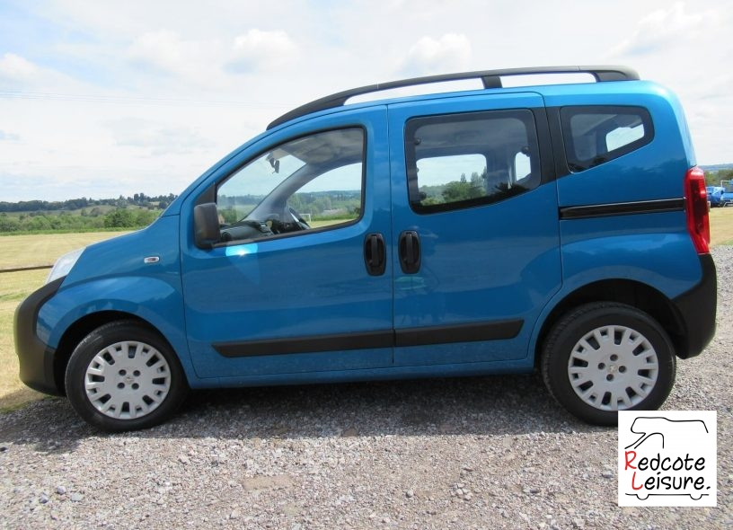 2011 Peugeot Bipper Tepee outdoor HDI Micro Camper (30)