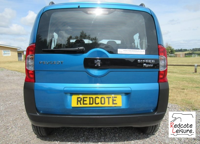 2011 Peugeot Bipper Tepee outdoor HDI Micro Camper (32)