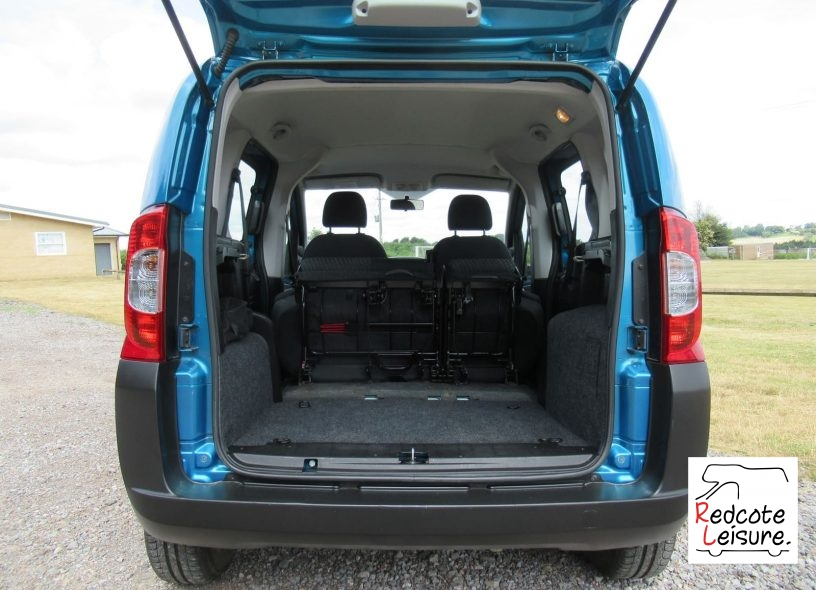 2011 Peugeot Bipper Tepee outdoor HDI Micro Camper (4)