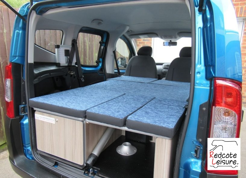 2011 Peugeot Bipper Tepee outdoor HDI Micro Camper (9)