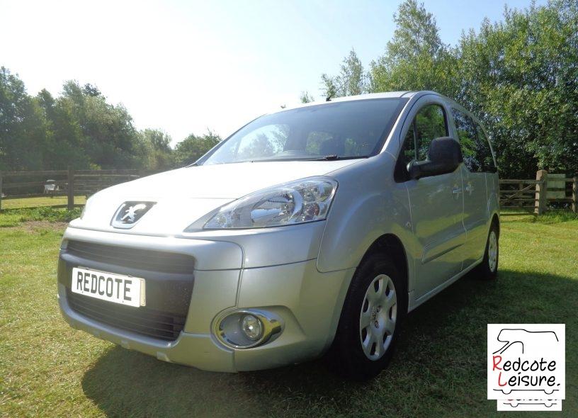 Peugeot Partner Micro Camper (1)