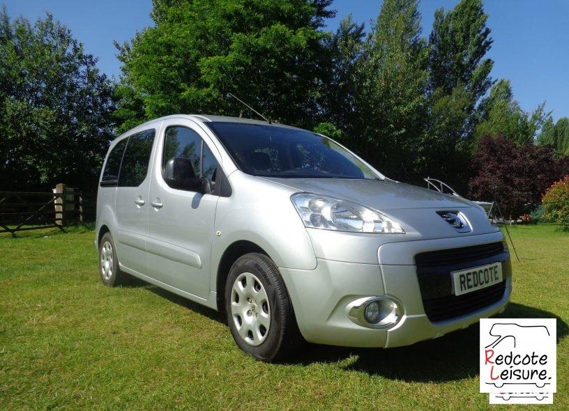 Peugeot Partner Micro Camper (34)