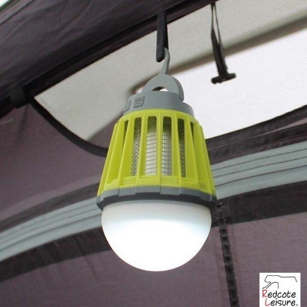 rechargable bug killer lantern 2