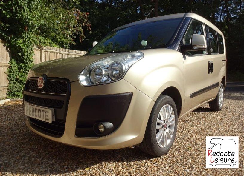 2010 Fiat Doblo Eleganza Micro Camper (1)