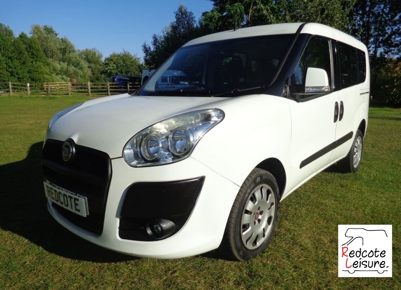 2011 Fiat Doblo Mylife Micro Camper (15)
