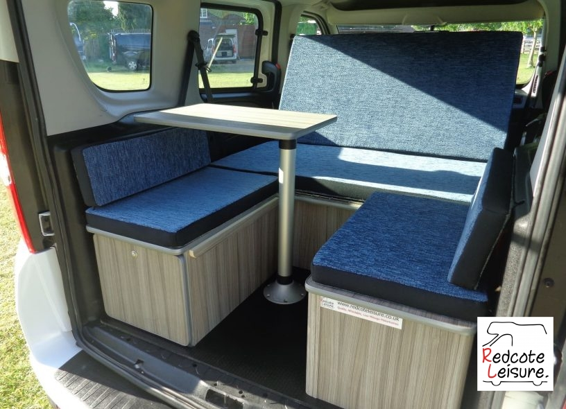 2011 Fiat Doblo Mylife Micro Camper (22)