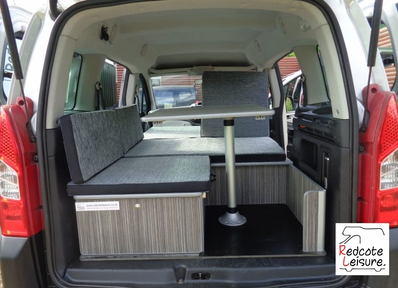 2011 Peugeot Partner Tepee Outdoor Micro Camper (18)