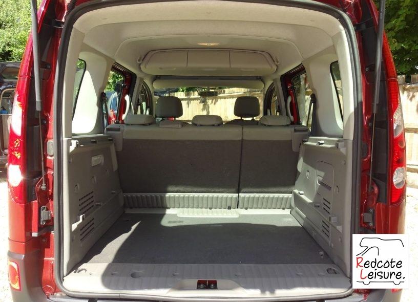2011 Renault Kangoo Expression Micro Camper Vario (13)
