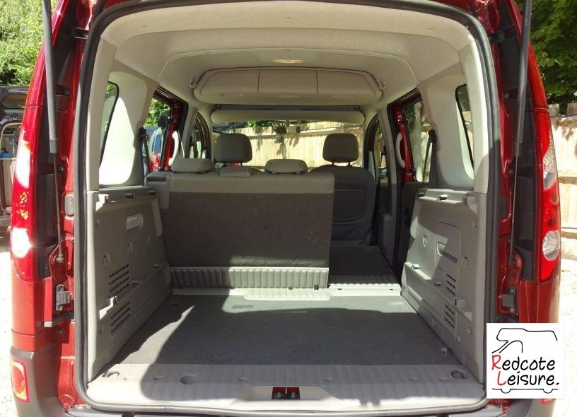 2011 Renault Kangoo Expression Micro Camper Vario (14)