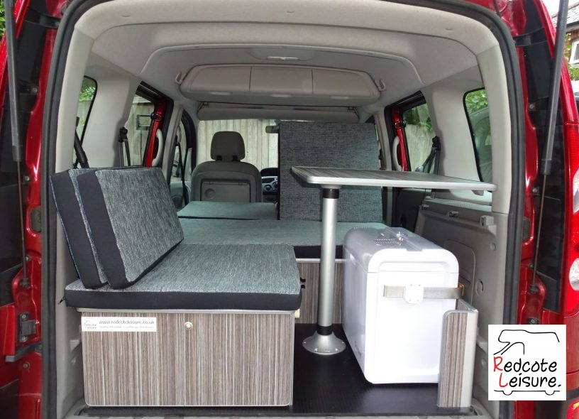2011 Renault Kangoo Expression Micro Camper Vario (20)
