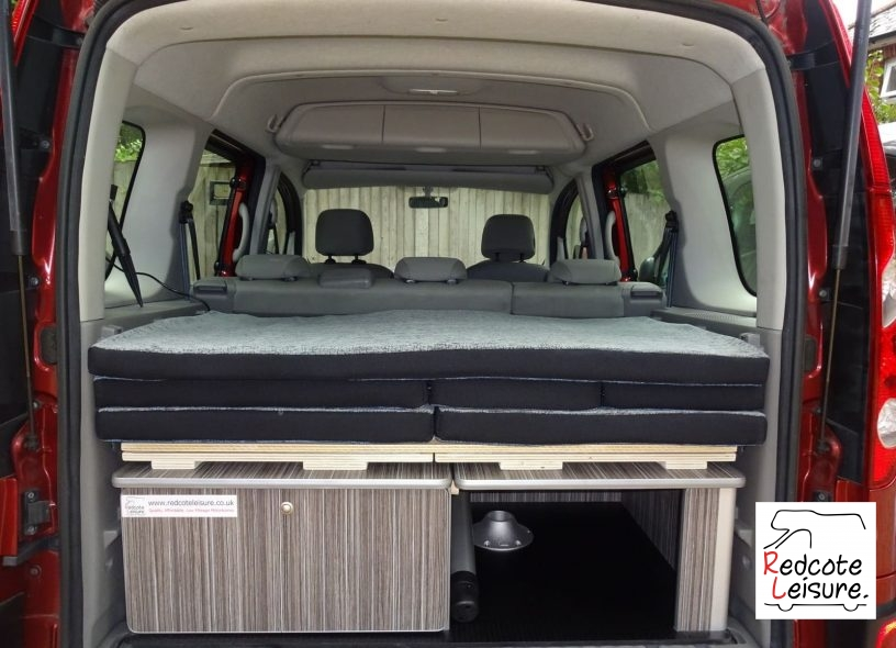2011 Renault Kangoo Expression Micro Camper Vario (36)