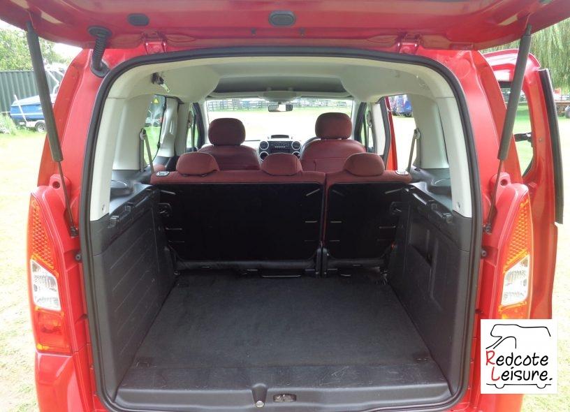 2009 Citroen Berlingo VTR Micro Camper (14)