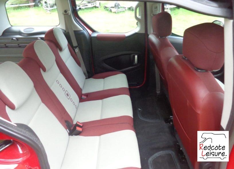 2009 Citroen Berlingo VTR Micro Camper (18)