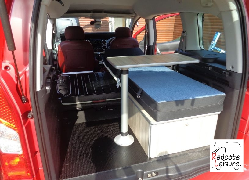 2009 Citroen Berlingo VTR Micro Camper (20)