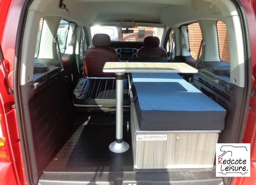 2009 Citroen Berlingo VTR Micro Camper (23)