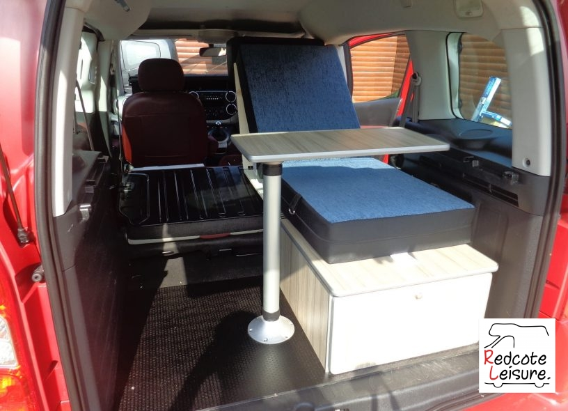 2009 Citroen Berlingo VTR Micro Camper (25)