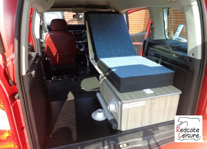 2009 Citroen Berlingo VTR Micro Camper (47)