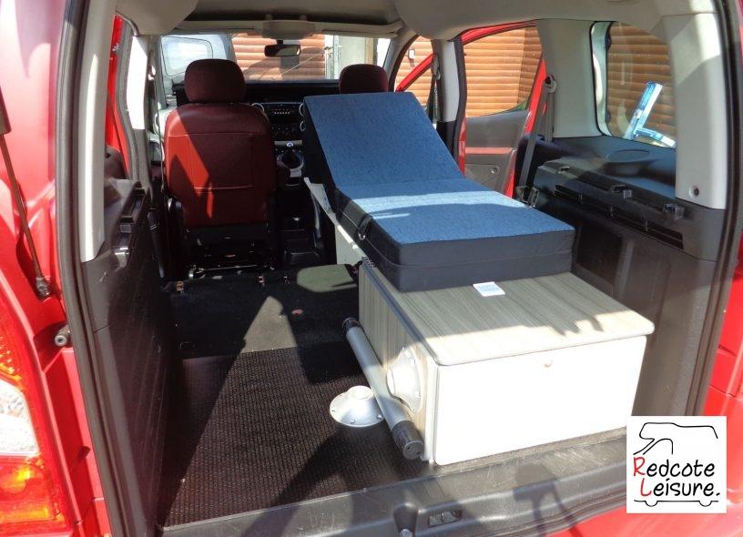 2009 Citroen Berlingo VTR Micro Camper (50)