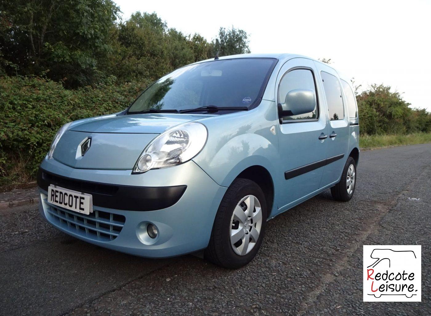 2010 Renault Kangoo Expression Micro Camper (1)