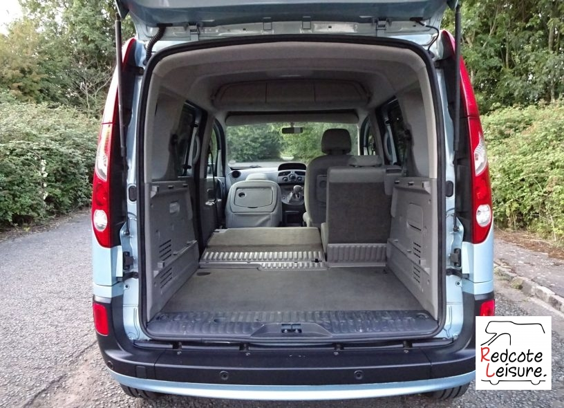 2010 Renault Kangoo Expression Micro Camper (13)