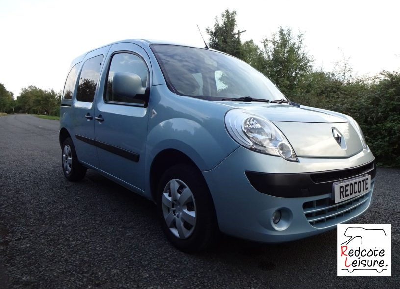 2010 Renault Kangoo Expression Micro Camper (16)