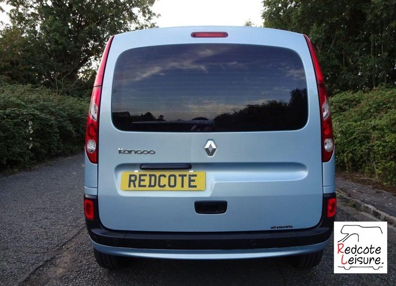 2010 Renault Kangoo Expression Micro Camper (2)