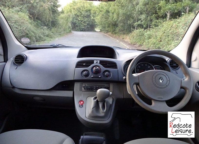 2010 Renault Kangoo Expression Micro Camper (9)