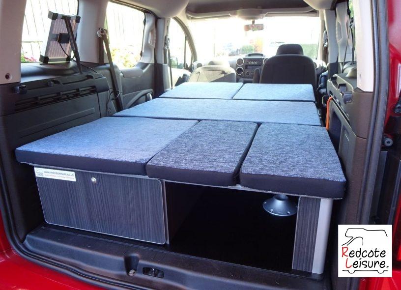 2013 Peugeot Partner Tepee SE Micro Camper (12)
