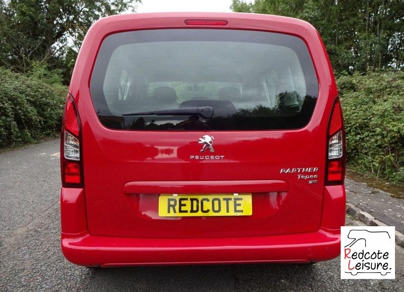 2013 Peugeot Partner Tepee SE Micro Camper (17)