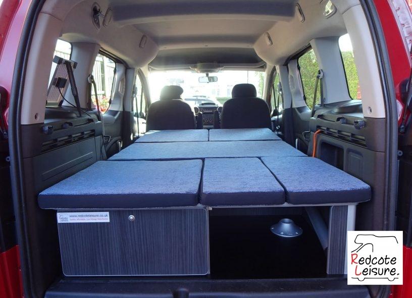 2013 Peugeot Partner Tepee SE Micro Camper (2)