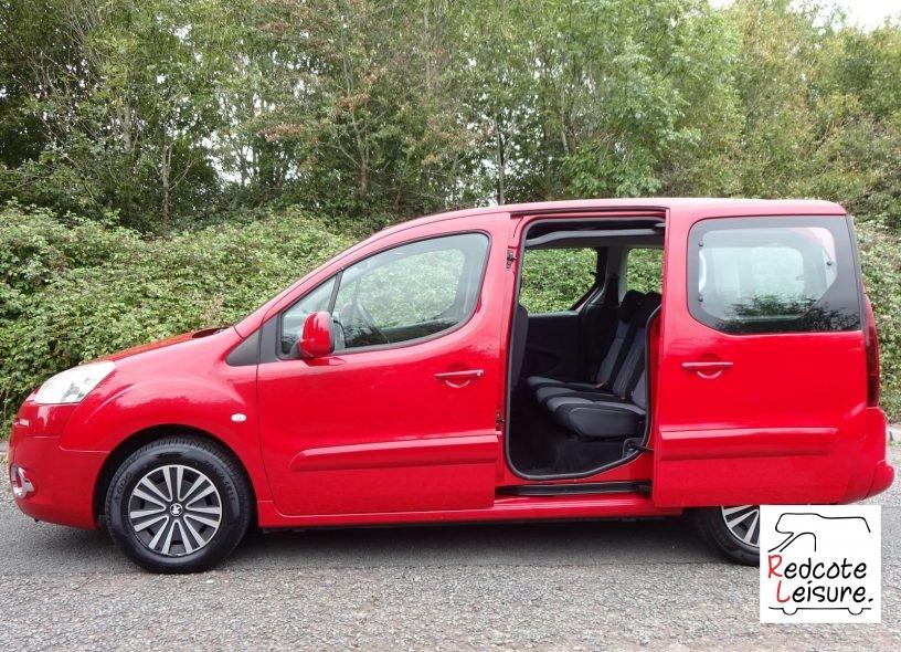 2013 Peugeot Partner Tepee SE Micro Camper (21)