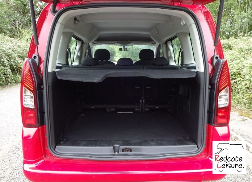 2013 Peugeot Partner Tepee SE Micro Camper (22)