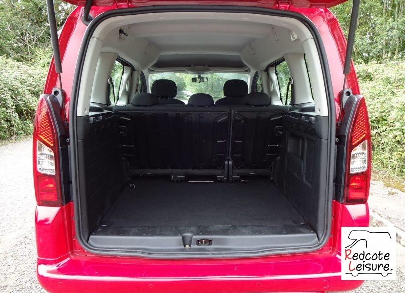 2013 Peugeot Partner Tepee SE Micro Camper (23)