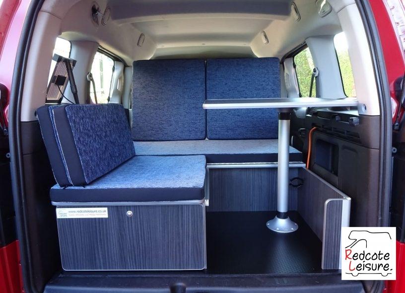2013 Peugeot Partner Tepee SE Micro Camper (5)
